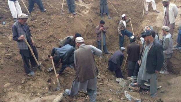 رانش زمین در افغانستان؛ آگاهی مردم، مهمترین راه مقابله