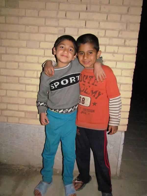 فراخوان برای جمع آوری کتاب برای کتابخانه مرکز کودکان بی سرپرست علی ابن ابیطالب مومن آباد بم