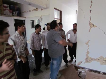 تهران و شایعه زلزله بالای ۸ ریشتری و اعتبار سایت world-earthquake.com