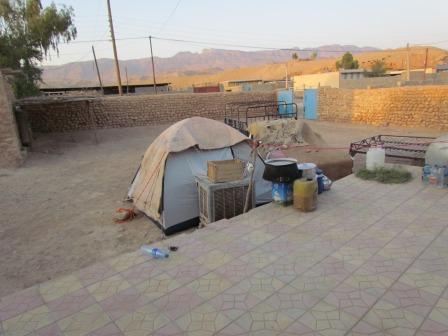 گزارشی از وضعیت هموطنان عزیزمان در منطقه زلزله زده مورموری
