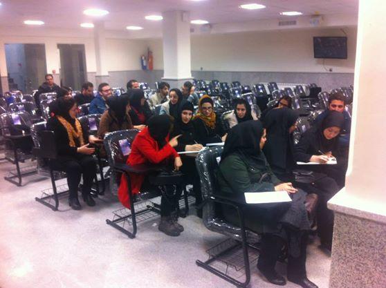 نخستین مانور دانشگاهی «ایمنی در برابر مخاطرات طبیعی» برگزار شد