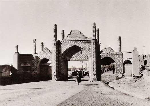 سیلابهای تاریخی ایران – سیل ۹۶۵ هجری قمری قزوین