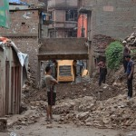 Nepal: 2 months after