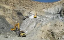معادن شن و ماسه تهران کانونی برای گردوغبار و افزایش خطرات زلزله