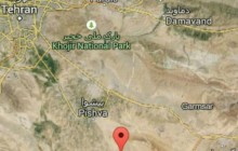 زلزله دیشب تهران – زلزله جواد آباد ورامین – آخرین زلزله تهران