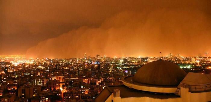 پیشگویی وقوع زلزله تهران دروغ است