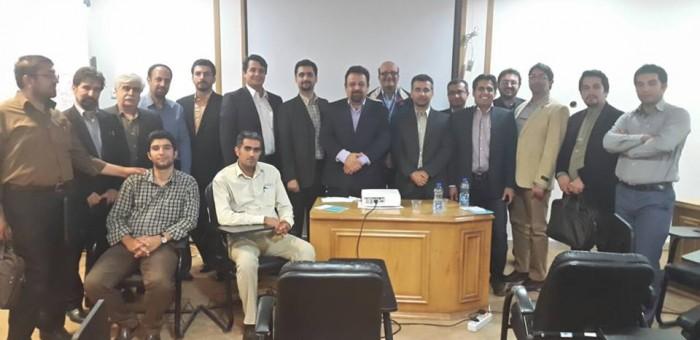 کارگاه آموزشی تحلیل روند مدیریت بحران در سیلابهای شهری – مدرس مهندس علیرضا سعیدی