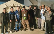 درسهایی از مدیریت جمعیت های انبوه در اربعین ۹۴ – گام سوم حمام های سریع الاحداث صحرایی