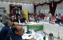 اولین مانور دورمیزی سیلاب های شهری در شهر تهران برگزار شد