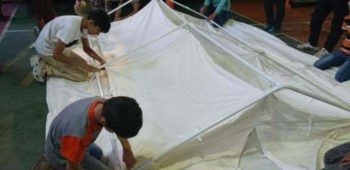 هنر زنده ماندن در شرایط سخت ویژه کودکان