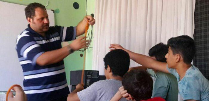 دوره اموزش مهارتهای زندگی در شرایط سخت، ویژه کودکان